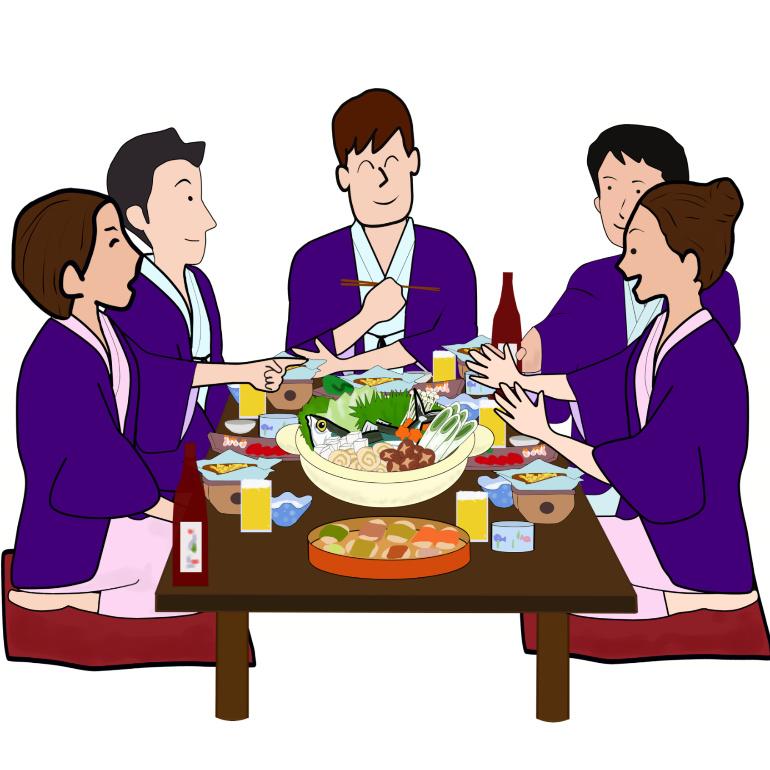 宴会マナー